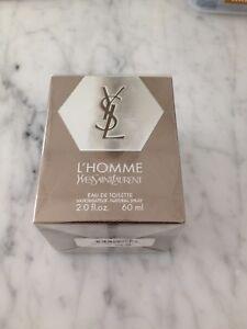 Yves Saint Laurent L'Homme 2oz Men's Eau de Toilette - New in Plastic
