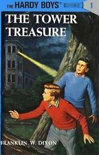 The Hardy Boys Ser.: The Tower Treasure 1 by Franklin W. Dixon (2001, Hardcover)