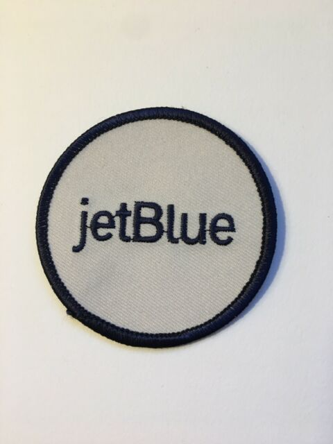 Jetblue Patch 2.75 Inches