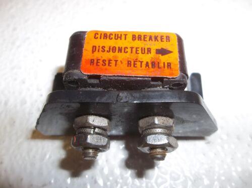 Force Outboard Circuit Breaker /& Bracket 84,85,86,87,88,89,90,91,92,93   F510460