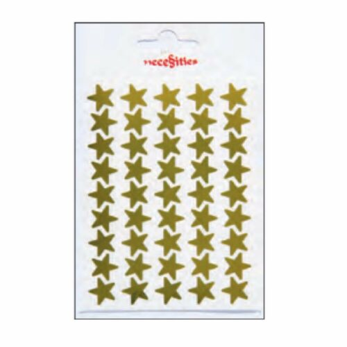 Stars Sticker Sheets Self Adhesive Sticky Coloured Labels Teacher Reward School