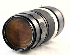 Canon 55-135mm F3.5 FL - rare early canon zoom.