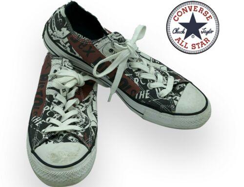 Converse Sex Pistols Shoes