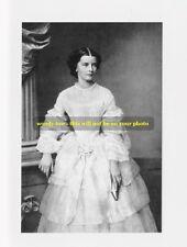 "mm306 - Empress Elisabeth Sissy of Austria-Hungary  - photo 6x4"""