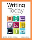 Writing Today by Richard Johnson-Sheehan, Charles Paine (Mixed media product, 2015)