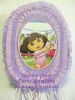 Dora Gymnastic Pinata Birthday Party Supply