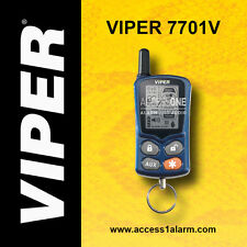 Viper 7701V SST Responder 2-way LCD Remote Control For 5500 /4301V & 5900 /5301V