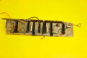 REVOX A77 Reel Parts A 77 1.077.435 Main PCB Motherboard Switch