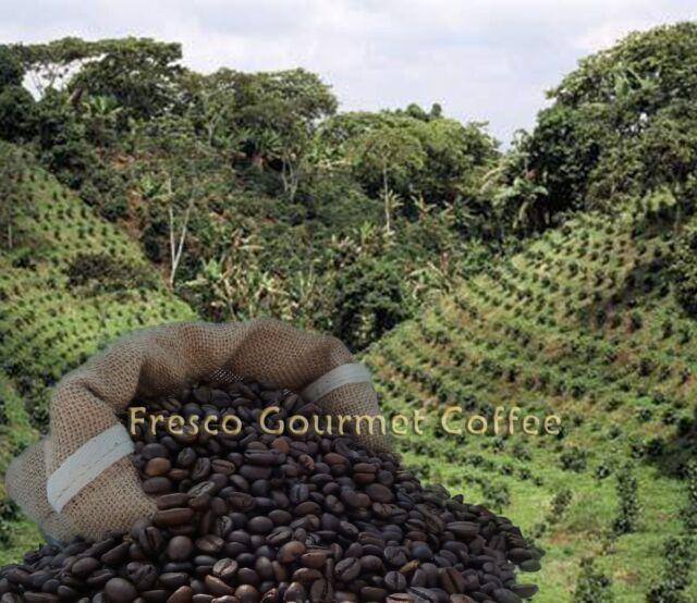 Colombian Dark Roast Coffee Beans 100 Arabica Beanground Coffee World Coffee