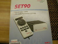 LENZ SET 100  Quality PRO DCC SYSTEM VERSION 3.6R NEW IN MFG BOX w/TRANSFORMER
