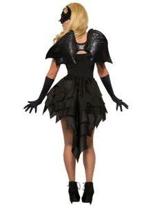 Schwarz-Fledermausflugel-Armel-Kostum-Halloween-Horror-Zubehor
