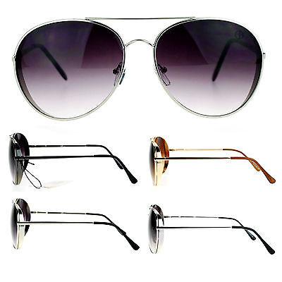 Kids Size Metal Wire Rim Classic Tear Drop Shape Pilot Sunglasses