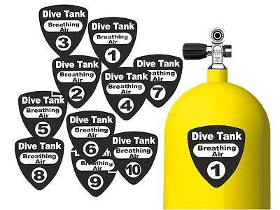 3Pcs//Set Burst Disc Assembly 5250psi Scuba Nitrox Diving Dive Tank Valve