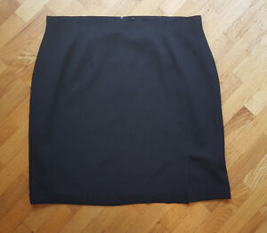 22fbdede70d07 Evan Picone Womens Skirt Straight Lined Career Black Plus Size 22W ...