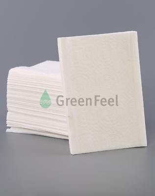 Aggressivo Tovaglioli Di Carta Piegata Greenfeel 200 Bianco Asciugamani Dispenser Tovagliolo Riciclabili- Prezzo Basso