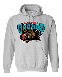 85a2f96d8 Image is loading Custom-Memphis-Grizzlies-Vintage-Hoodie-Sweater-Super-Soft-