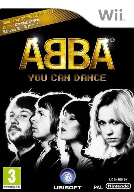 Abba : you can dance - JEUX (Wii) NEUF