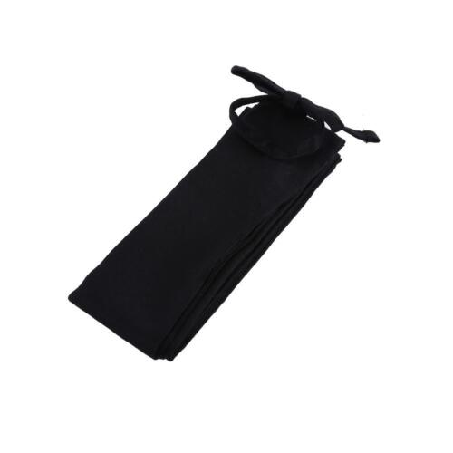 Cotton Cloth Fishing Rod Sleeve Pole Cover Rod Protector Case Fishing Pole Bag