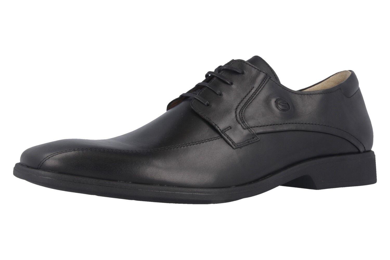 Camel Active hombreszapatosinüberTalla en talla extragrande grandes zapatos caballero negras XX
