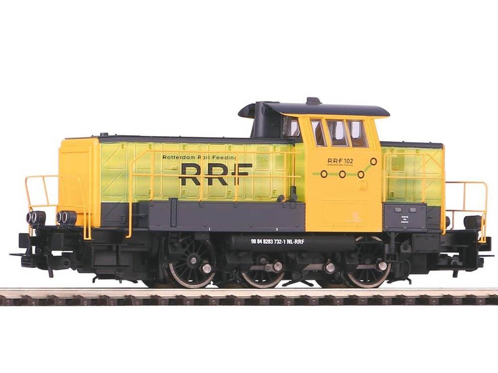 PIKO 96466 DIESEL 102 RRF h0