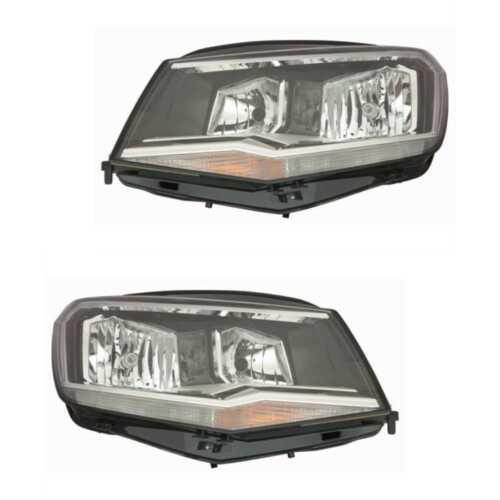 Halogen Scheinwerfer Set links /& rechts H7 für VW Caddy Alltrack Kombi IV Kasten