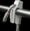 FEND-FIX XXL Fenderhalter für 26-32 mm Relingsrohr 2 Stck.
