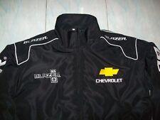 NEU Chev Blazer K5 Fan- Jacke schwarz  jacket veste jas  jakka giacca jack