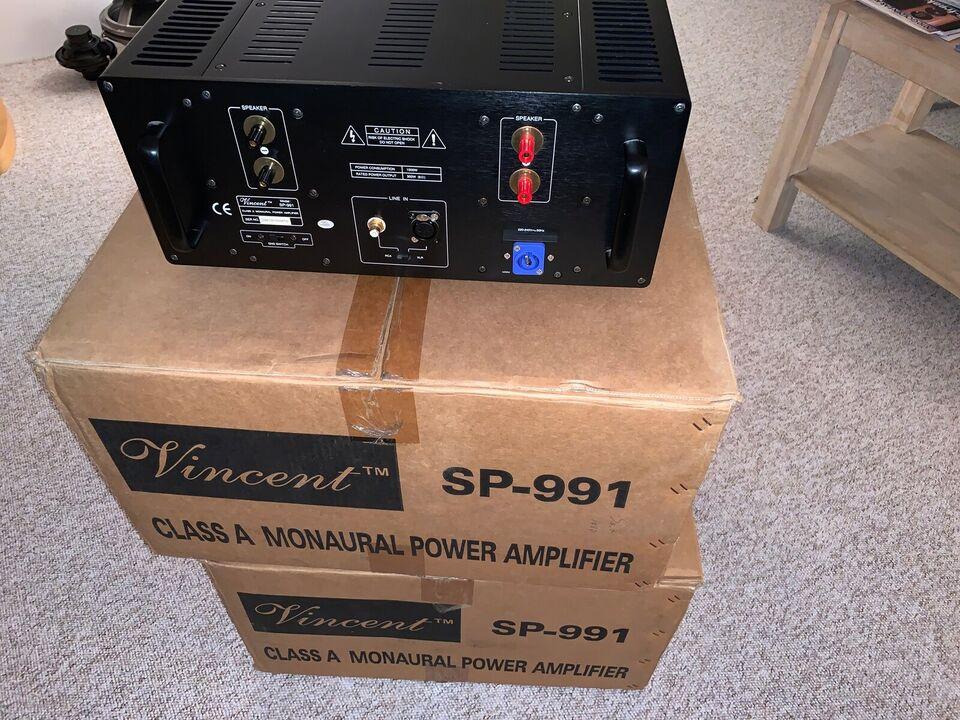 Effektforstærker, Vincent, SP-991