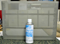 Hallicrafters Light Gray/silver Spray Paint Sx-101 & Others