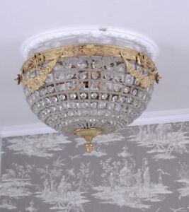 Deckenlampe-Antik-Luester-Deckenleuchte-Kristalllampe-Haengeleuchte-M