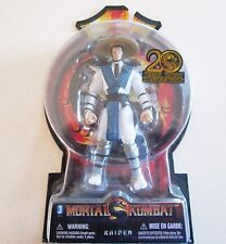 "Mortal Kombat Raiden God of Thunder Action Figure MK9  6"" NIB"
