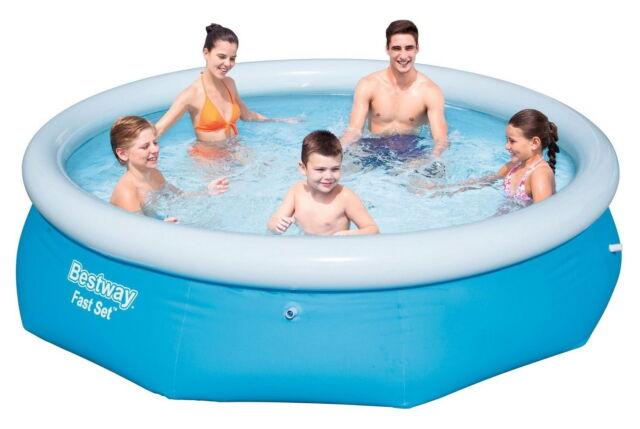 Quick Up Pool 3,05 x 76 cm Swimmingpool 305x76 cm Schwimmbecken Planschbecken