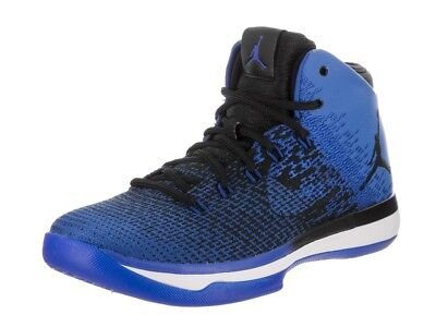 """Air Jordan 31 Xxxi Bg """"game Royal"""" Basketball Shoes 848629-007 Kid's Size 4.5y Complete In Specifications"""