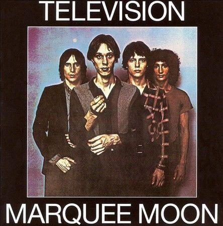 Marquee Moon Lp By Television Vinyl Nov 2012 Elektra