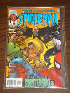 AMAZING-SPIDERMAN-12-VOL2-MARVEL-COMICS-SPIDEY-DECEMBER-1999