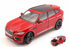 Jaguar F-Pace (x761) 2016 Red 1:24 Model 24070R WELLY