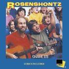 Share It! by Rosenshontz (CD, May-1992, Lightyear)