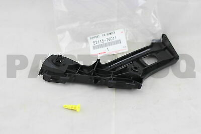 New Genuine OEM Pa 52115-52040 Toyota Support front bumper side rh 5211552040