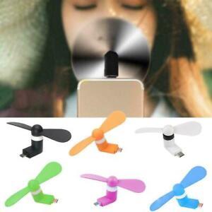USB-Power-Cooling-Mini-Fan-Mobile-Fan-PC-Desk-Flexible-Laptop-Portable-Trav-F0W2
