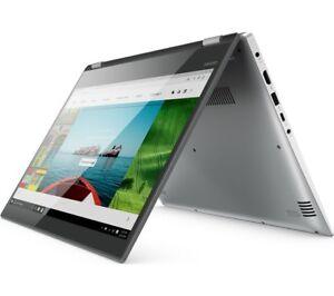 Lenovo-Yoga-520-14ikb-2in1-Touch-Notebook-Intel-Pent-4415U-4GB-128GB-Grigio-W10