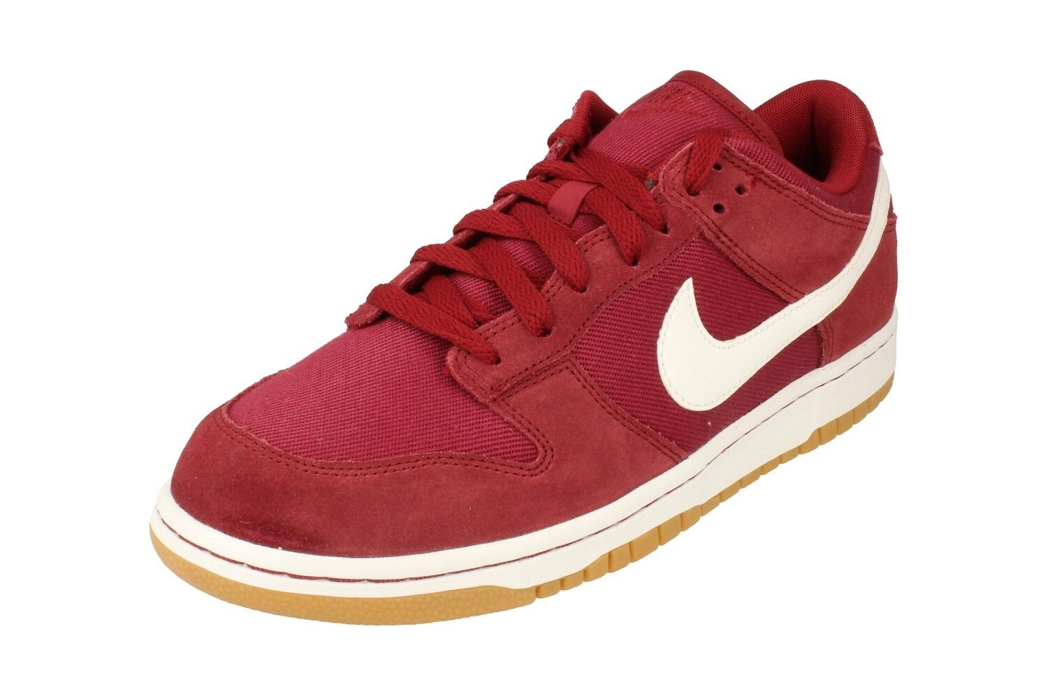 Nike Dunk Low Canvas Hommes Trainers Aa1056 Sneakers Chaussures 600