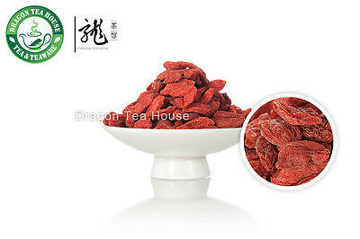 Premium Organic Goji Berry * Dried Lycii Wolfberry