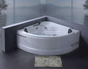 Vasca Da Bagno Angolare 130x130 : Vasca da bagno angolare osiride dual idromassaggio cm aqu
