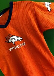 J657-100-NFL-Denver-Broncos-Franklin-Mesh-Jersey-Top-Youth-Medium-10-12