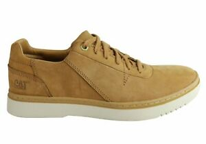 NEW-CATERPILLAR-NASELLE-MENS-LACE-UP-COMFORTABLE-LEATHER-CASUAL-SHOES