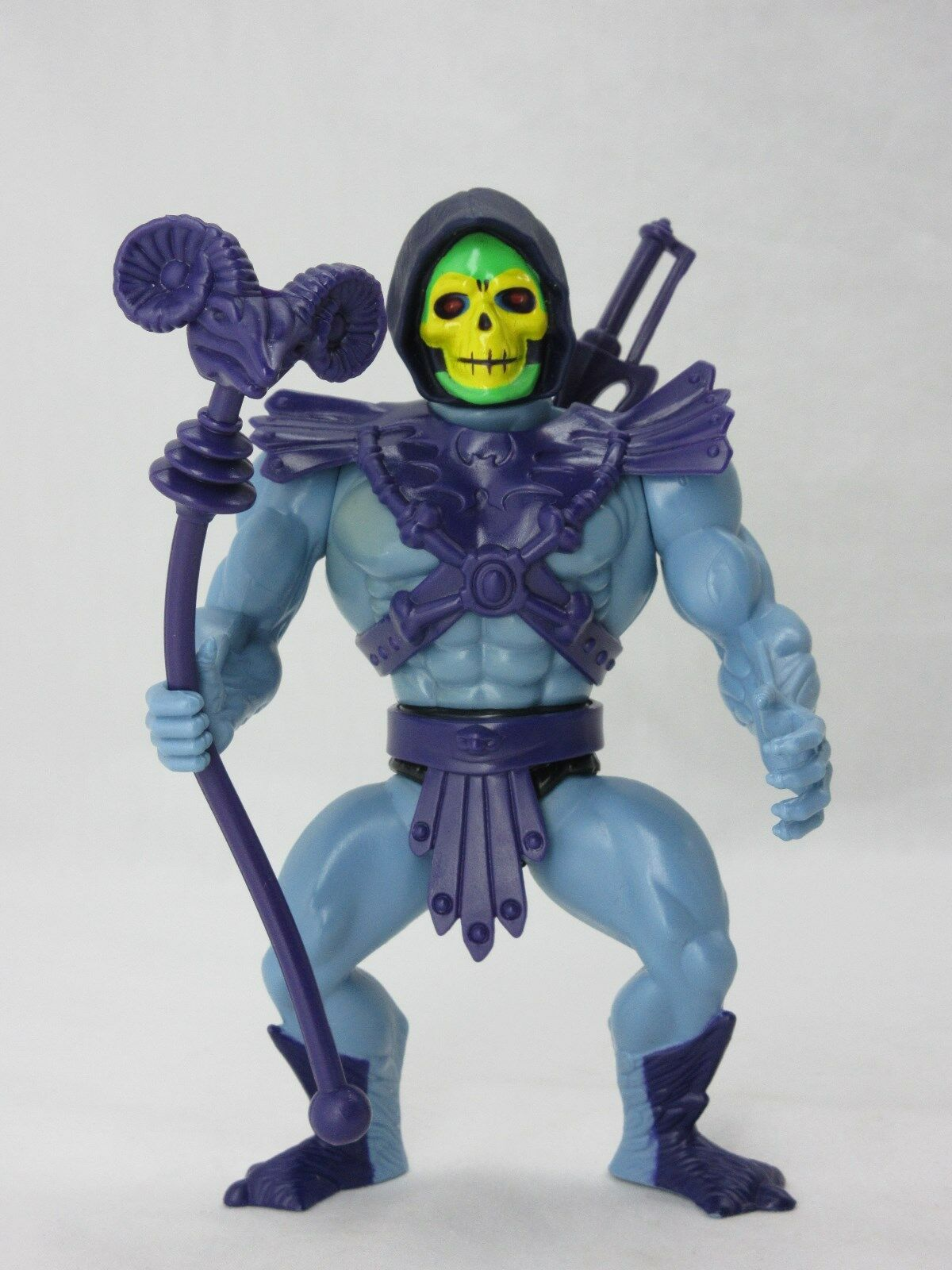 MOTU,Commemorative SKELETOR,Masters of the Universe,100% complete,He Man