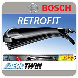 VAUXHALL MOVANO MK2 van Bosch Aerotwin Retro Front Wiper Blades