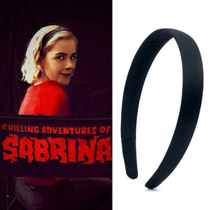 Details About Chilling Adventures Of Sabrina Headband Hair Band Cosplay Prop