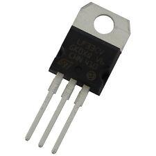 2 LF33CV STM Spannungsregler +3,3V 1A Low Drop Voltage Regulator TO-220 856016