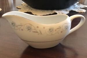 ENGLISH-GARDEN-1221-FINE-CHINA-MADE-IN-JAPAN-GRAVY-BOAT-SAUCE-DRESSING-PREOWNED